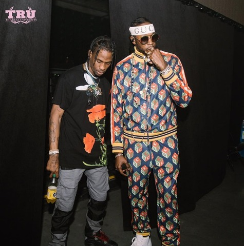 52c64bd39ede ILLROOTS   2 Chainz Joins Travis Scott & Kendrick Lamar Live In Brooklyn