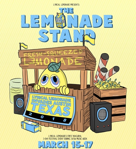 ILLROOTS | Lyrical Lemonade Announces 'The Lemonade Stand